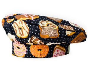 Junior Chef Donuts Hat