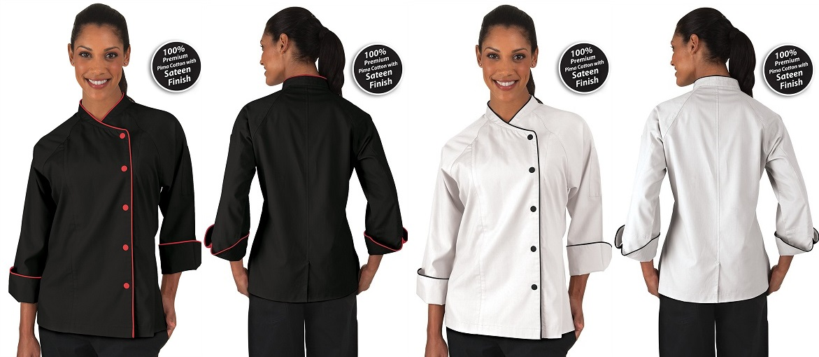 Other colors Women's Chef Coats