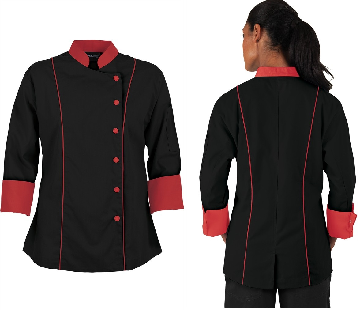 From Shopdrops Gallery of Premium Women's Chef Coats