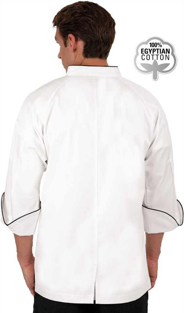 Shopdrops Gallery of Quality Chef Coats for Men