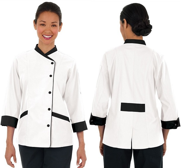 From the Shopdrops Gallery of Premium Chef Coats Women