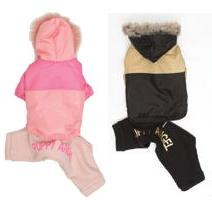 Puppy Angel - the ultimate in pants and coat set for dogs