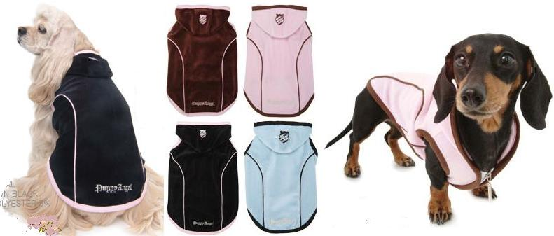 Puppy Angel - the ultimate in fashionable hoodies for dogs