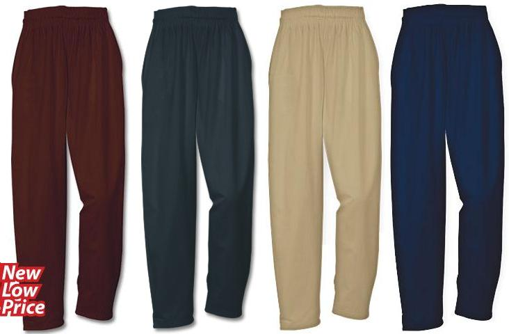 Chef Baggy Pants - Solid Colors
