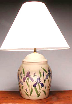 Handcrafted Ceramic Lamps