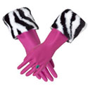 Mod Fashion Kitchen Gloves