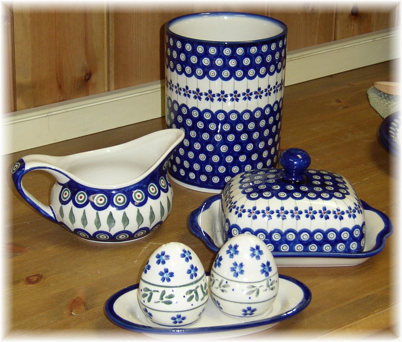 Polish Pottery straight from Old Poland
