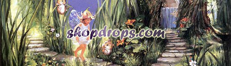 Little Baby Fairy at Shop Drops drops magic drops to shop drops products